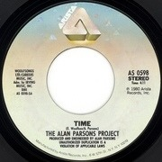 7'' - The Alan Parsons Project - Time