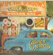 Double LP - The Allman Brothers Band - Wipe The Windows, Check The Oil, Dollar Gas