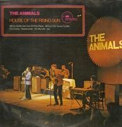 LP - The Animals - House Of The Rising Sun