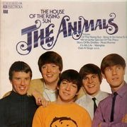 Double LP - The Animals - The House Of The Rising Sun