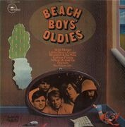 LP - The Beach Boys - Beach Boys' Oldies