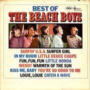 LP - The Beach Boys - Best Of The Beach Boys