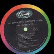 LP - The Beach Boys - The Beach Boys' Christmas Album
