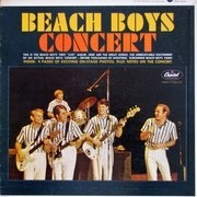 LP - The Beach Boys - Concert - US MONO PRESS