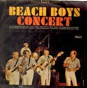 LP - The Beach Boys - Concert - ORIG 1st GER STEREO