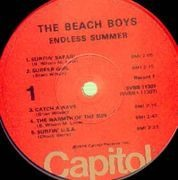Double LP - The Beach Boys - Endless Summer