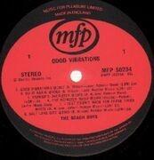 LP - The Beach Boys - Good Vibrations