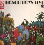 LP - The Beach Boys - Live