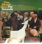 LP - The Beach Boys - Pet Sounds - 180 gram
