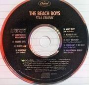 CD - The Beach Boys - Still Cruisin'