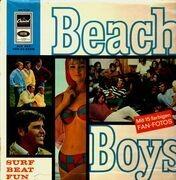LP - The Beach Boys - Surf Beat Fun - Hör Zu