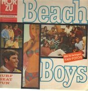 LP - The Beach Boys - Surf Beat Fun - Incl. Fan-Fotos