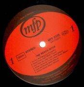 LP - The Beach Boys - The Beach Boys