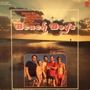 LP - The Beach Boys - The Beach Boys - Club-Sonderauflage