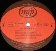 Double LP - The Beach Boys - The Beach Boys - Gatefold