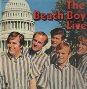 LP - The Beach Boys - The Beach Boys Live - club edition