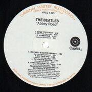 LP - The Beatles - Abbey Road - MFSL AUDIOPHILE HALF SPEED MASTER