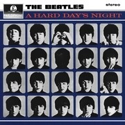LP - The Beatles - A Hard Day's Night - 180g / Remastered