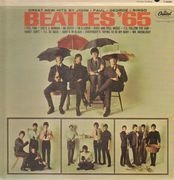LP - The Beatles - Beatles '65 - US Capitol mono