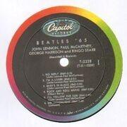 LP - The Beatles - Beatles '65 - US Capitol mono