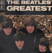 LP - The Beatles - Beatles' Greatest - BLACK SLEEVE