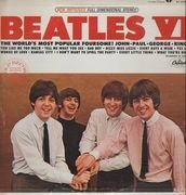 LP - The Beatles - Beatles VI