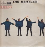 LP - The Beatles - Help! - One Box EMI