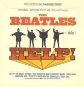 LP - The Beatles - Help! - US COLOURBAND