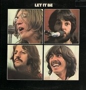LP - The Beatles - Let It Be - Gatefold
