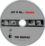 Double CD - The Beatles - Let It Be... Naked