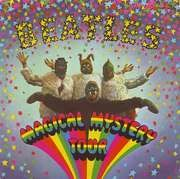 2x7'' - The Beatles - Magical Mystery Tour