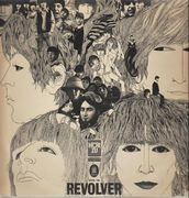 LP - The Beatles - Revolver - A1 B1 GERMAN