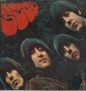 LP - The Beatles - Rubber Soul