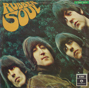 LP - The Beatles - Rubber Soul - ITALIAN PRESS