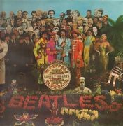 LP - The Beatles - Sgt. Pepper's Lonely Hearts Club Band - FRENCH PRESS