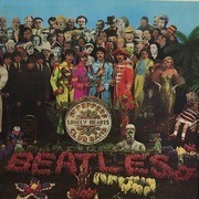 LP - The Beatles - Sgt. Pepper's Lonely Hearts Club Band - MONO COLOURBAND