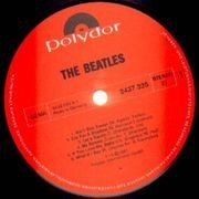 LP - The Beatles - The Beatles