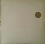 LP - The Beatles - White Album - no inserts