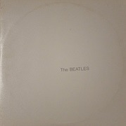 Double LP - The Beatles - White Album - all inserts