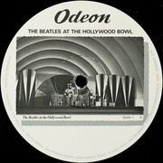 LP - The Beatles - At The Hollywood Bowl