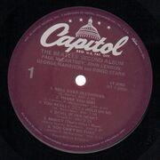 LP - The Beatles - Second Album