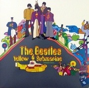 LP - The Beatles - Yellow Submarine - 180g / Remastered