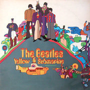 LP - The Beatles - Yellow Submarine - DMM