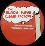 LP - The Black Keys - Rubber Factory - Still Sealed