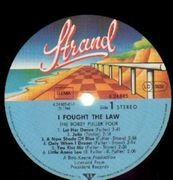 LP - The Bobby Fuller Four - I fought the law