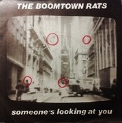 7'' - The Boomtown Rats - Someone's Looking At You