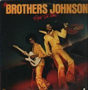 LP - The Brothers Johnson - Right On Time
