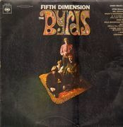 LP - The Byrds - Fifth Dimension
