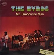 LP - The Byrds - Mr. Tambourine Man