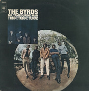Double LP - The Byrds - Mr. Tambourine Man / Turn! Turn! Turn! - Gatefold